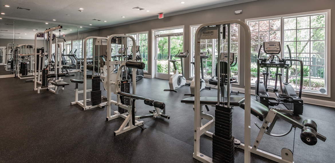 Waterford Crossings fitness center
